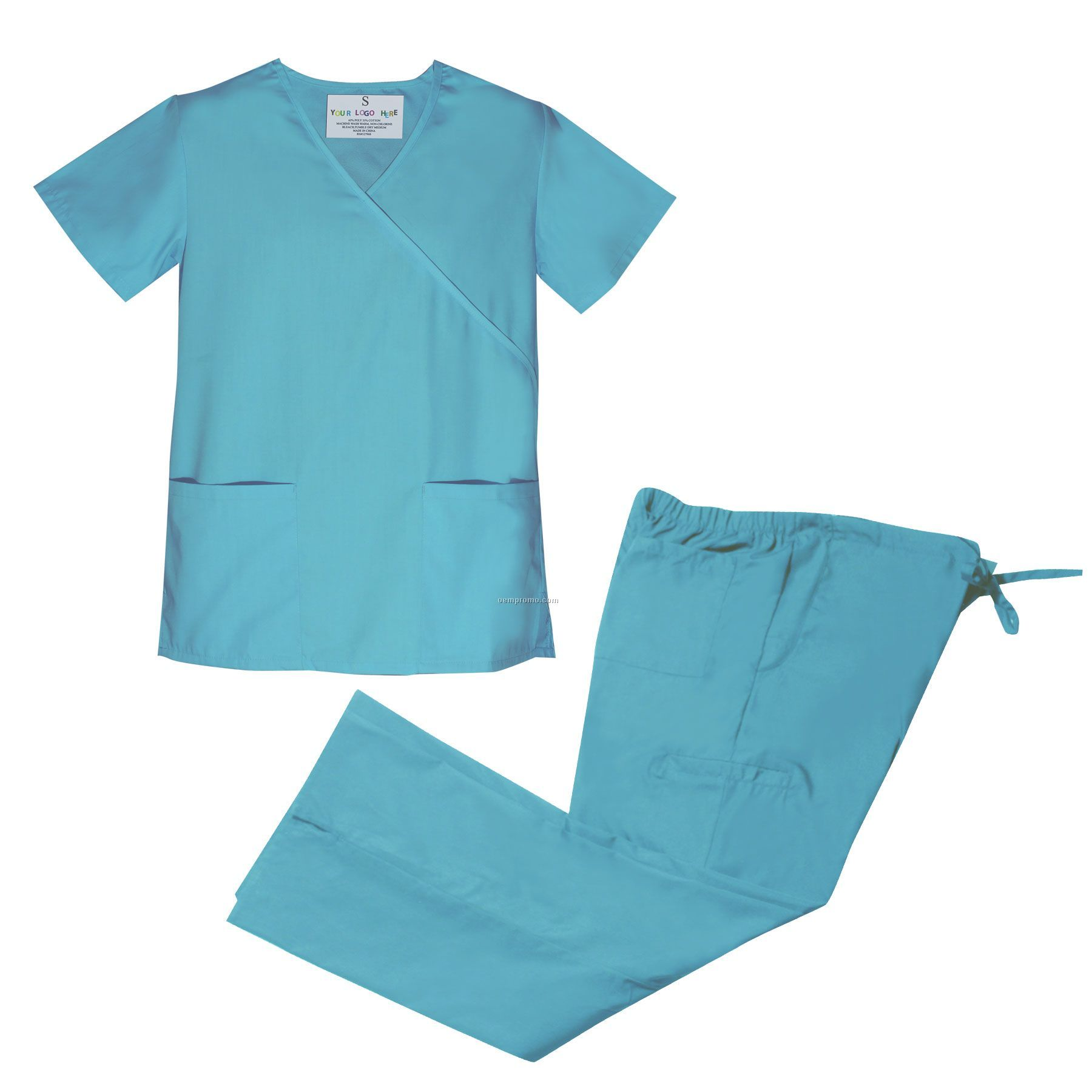 Embroidered Lab Coats